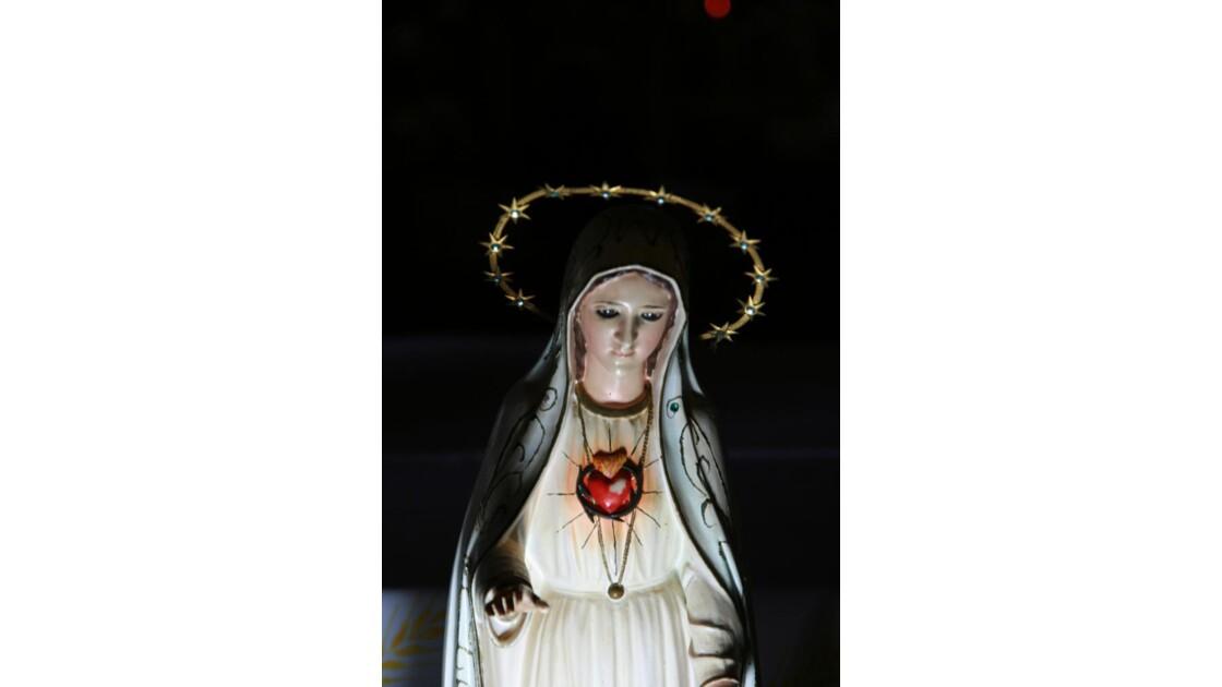 Mission jesuite Vierge