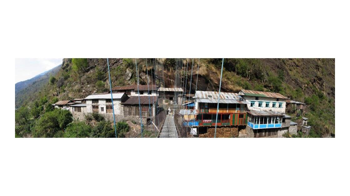 Tours des Annapurnas - Népal