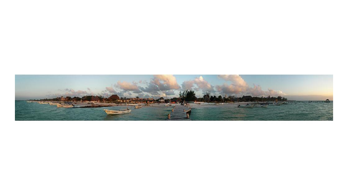 isla Holbox - Quintana roo - Mexique
