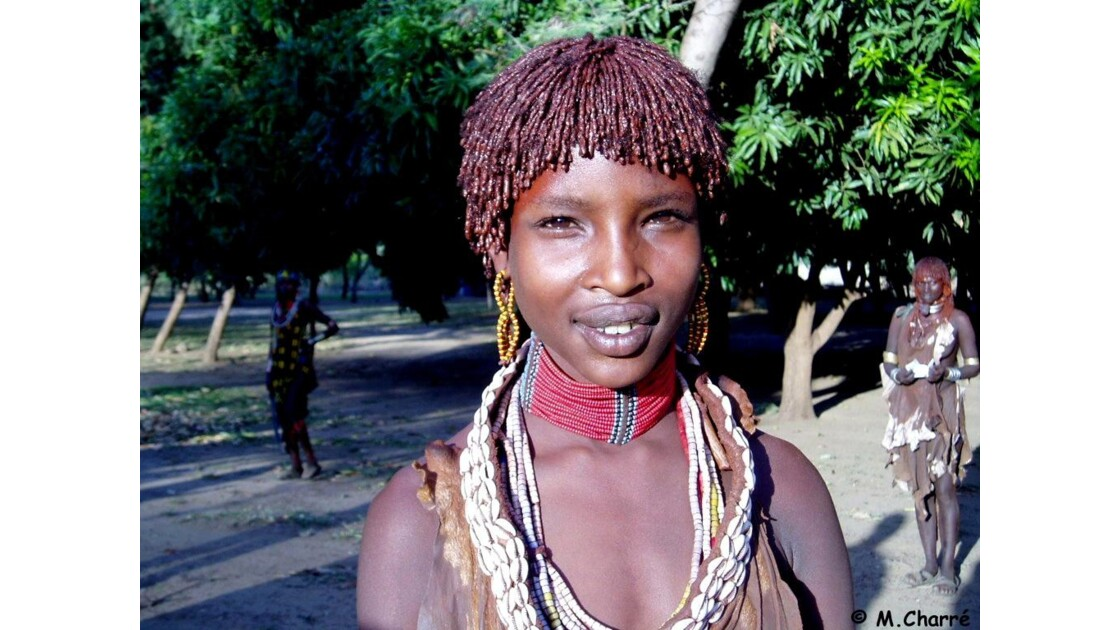 ETHIOPIE - La Vallée de l'Omo -  2006