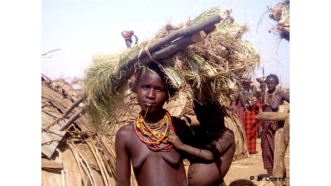 2006 - ETHIOPIE - La Vallée de l'Omo