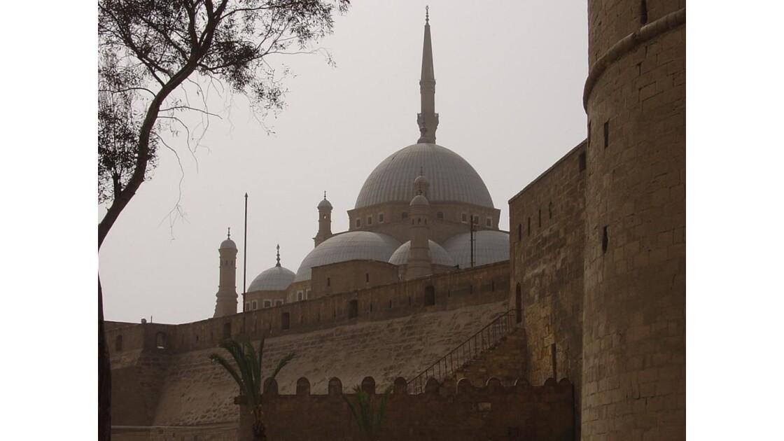 Le Caire - la mosquée Mohamed Ali