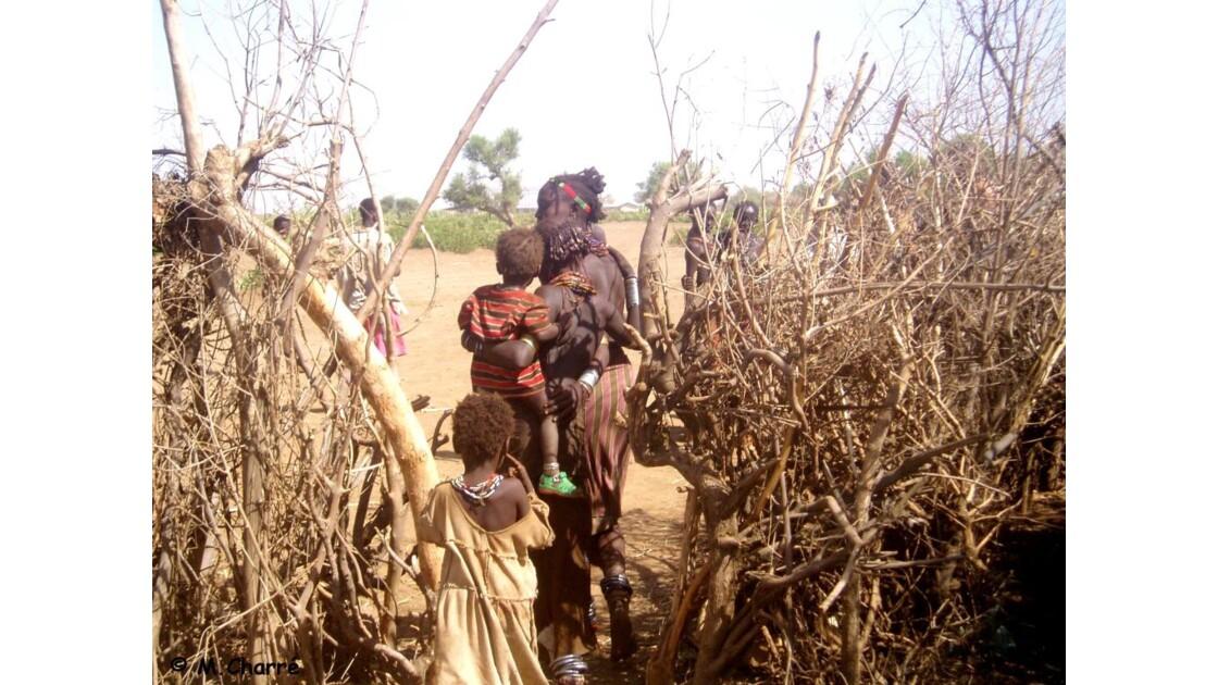 ETHIOPIE –La Vallée de l'Omo - 2006