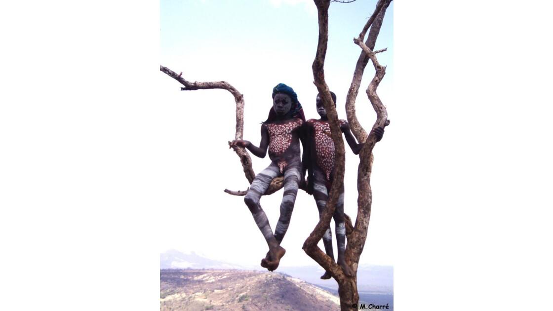 ETHIOPIE – La Vallée de l'Omo - 2006