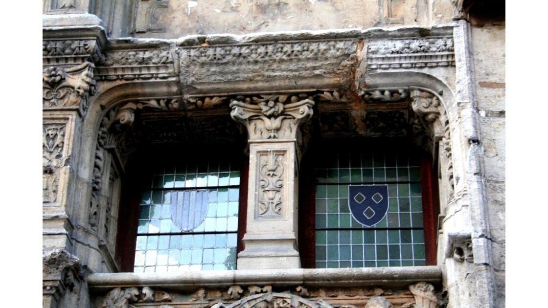 Fenêtre ancien hôtel des finances