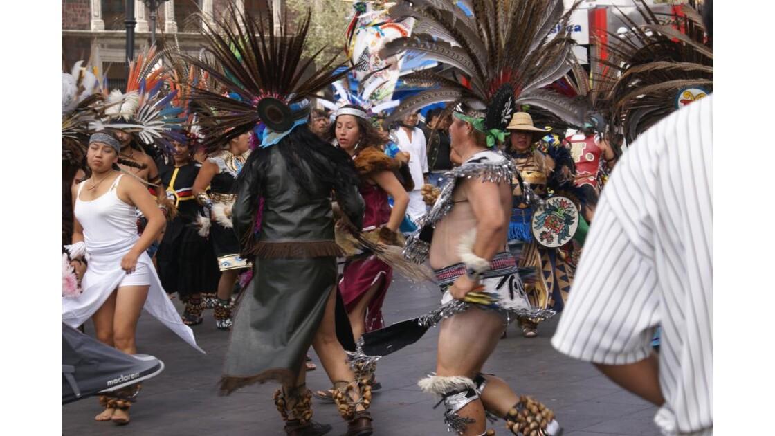 Danse...plaza mayor