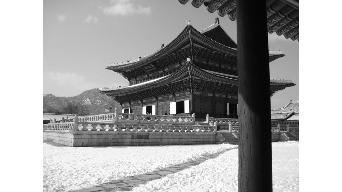 Palace de Gyeongbokgung