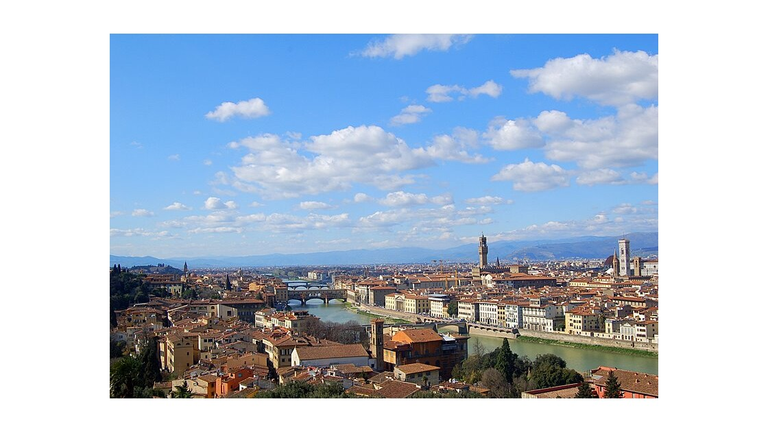 Florence : Ponte Vecchio