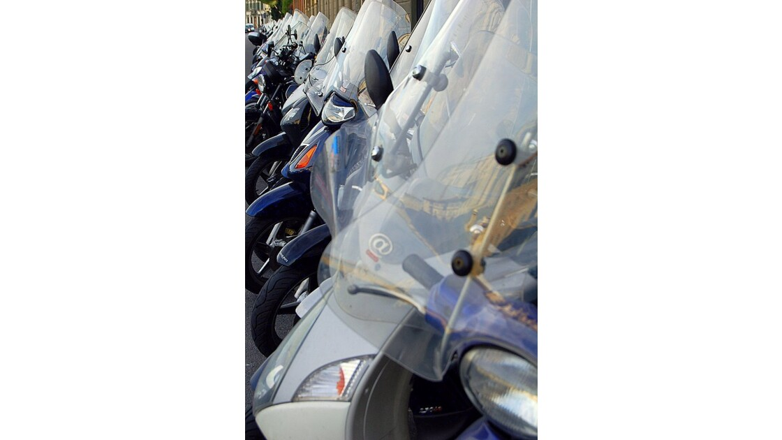 Florence : scooters