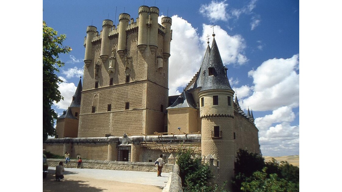 chateau en Espagne