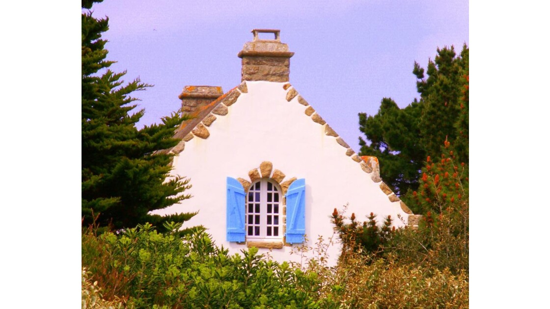 Habitat breton