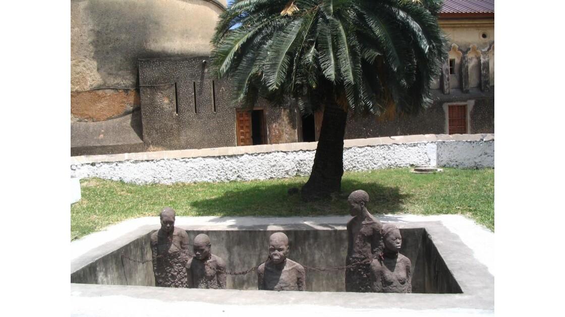 Le musée des esclaves