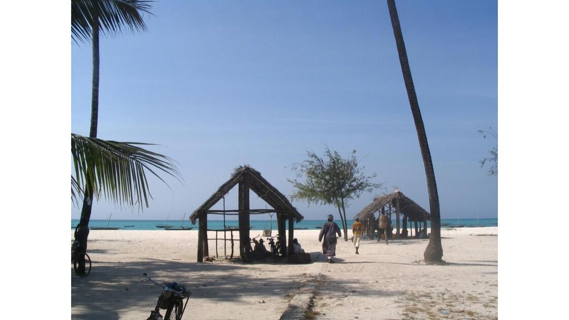 Au nord de Zanzibar