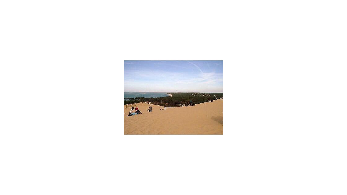 vue de la dune