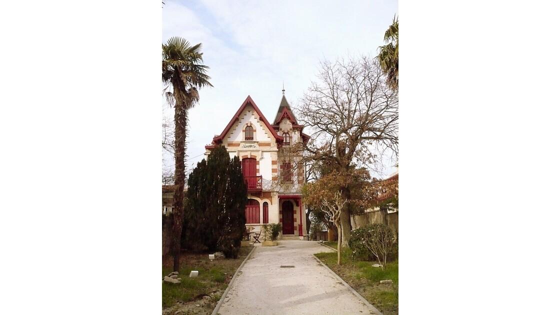 Belle villa!