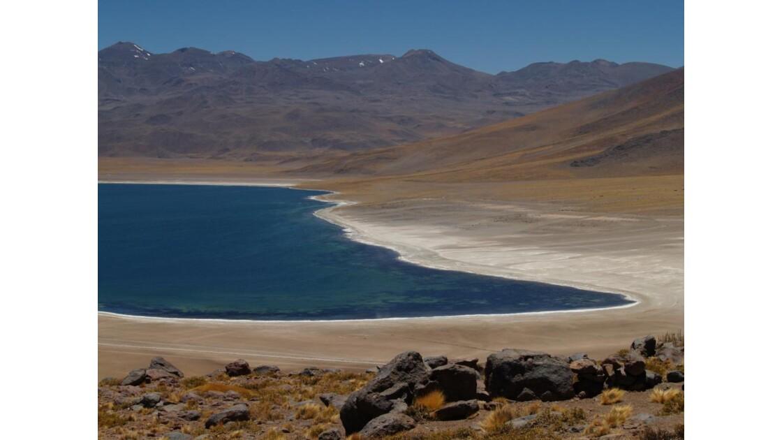 Chili la laguna Miscanti