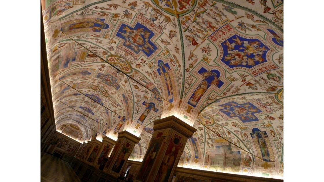 explosion de couleurs (musée du vatican