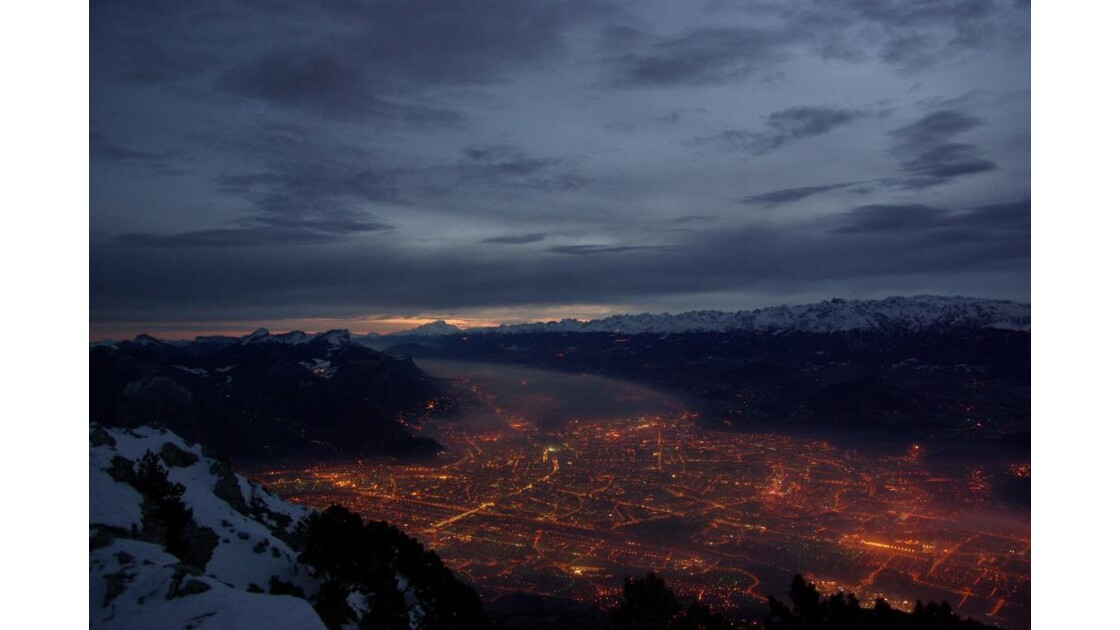 Grenoble s'eveille