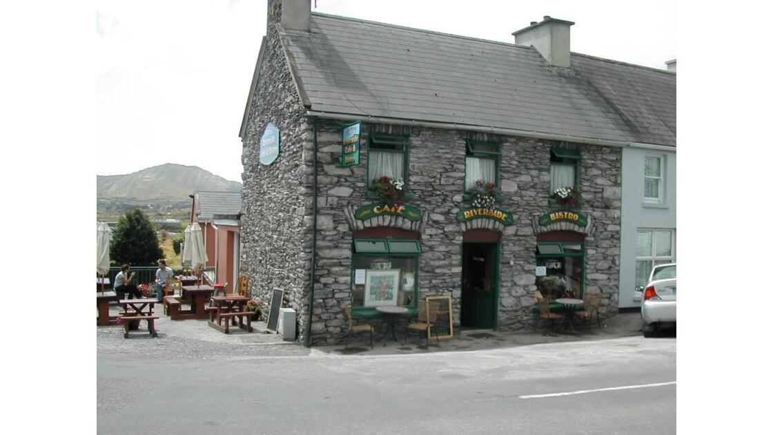 Façade irlandaise