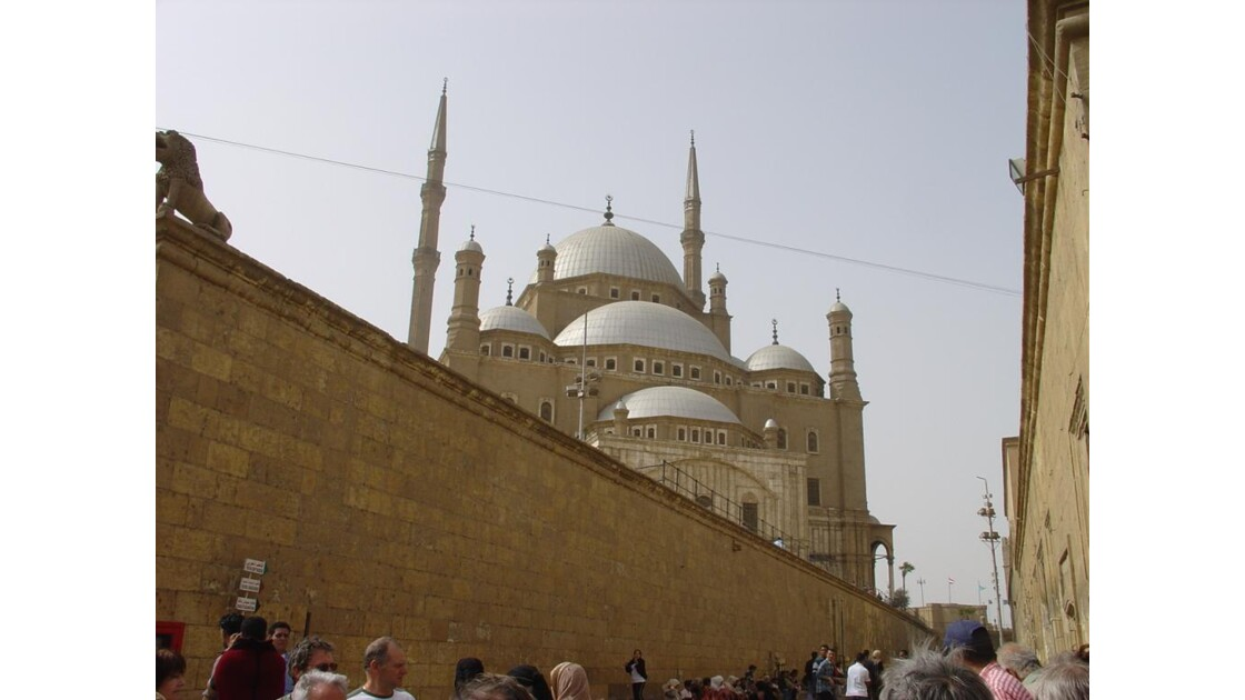 Le Caire - Mosquée Mohamed Ali