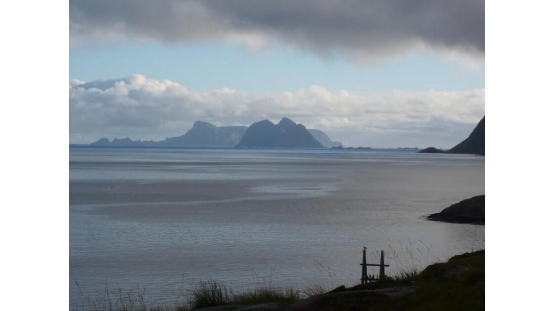 Rost Iles Lofoten Norvege