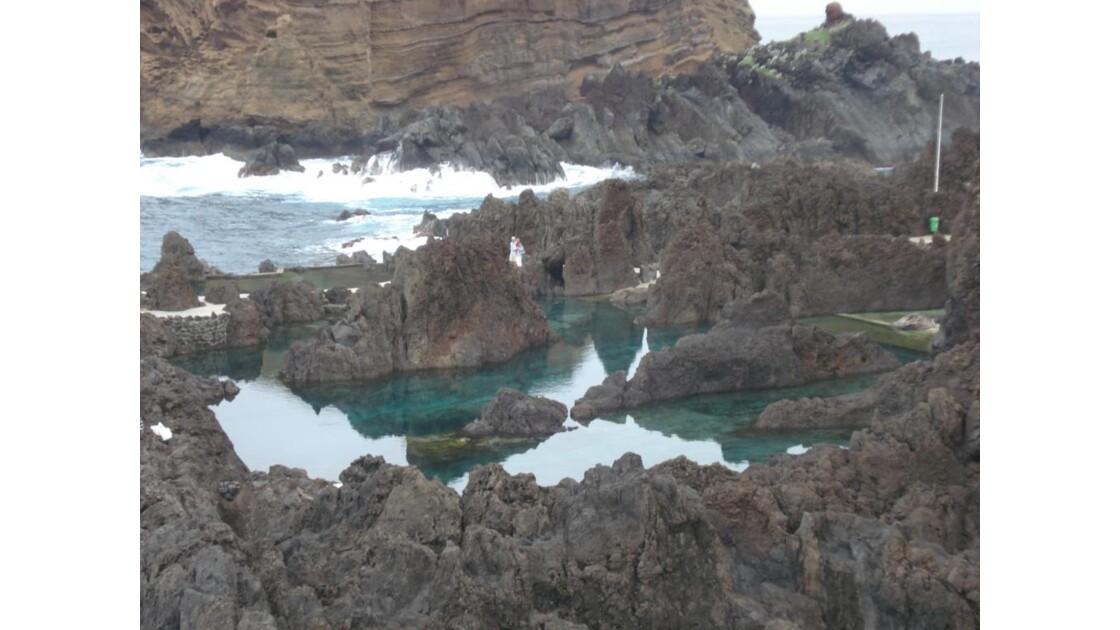 porto moniz piscine naturelle madere