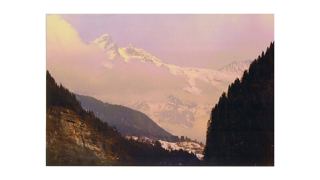 alpes Suisses