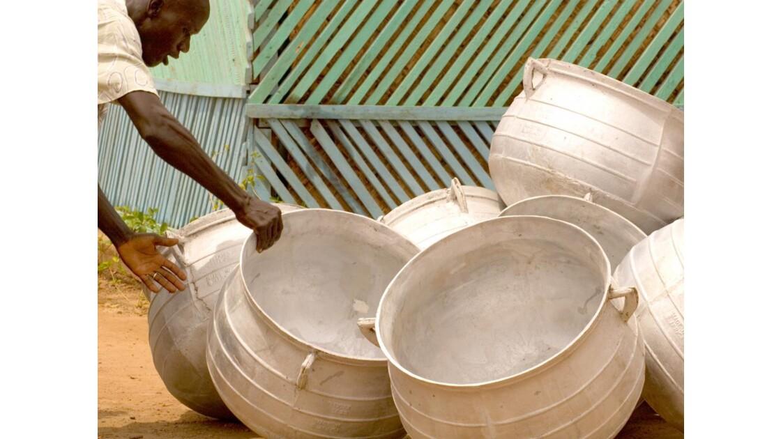 Marmites, Ouagadougou