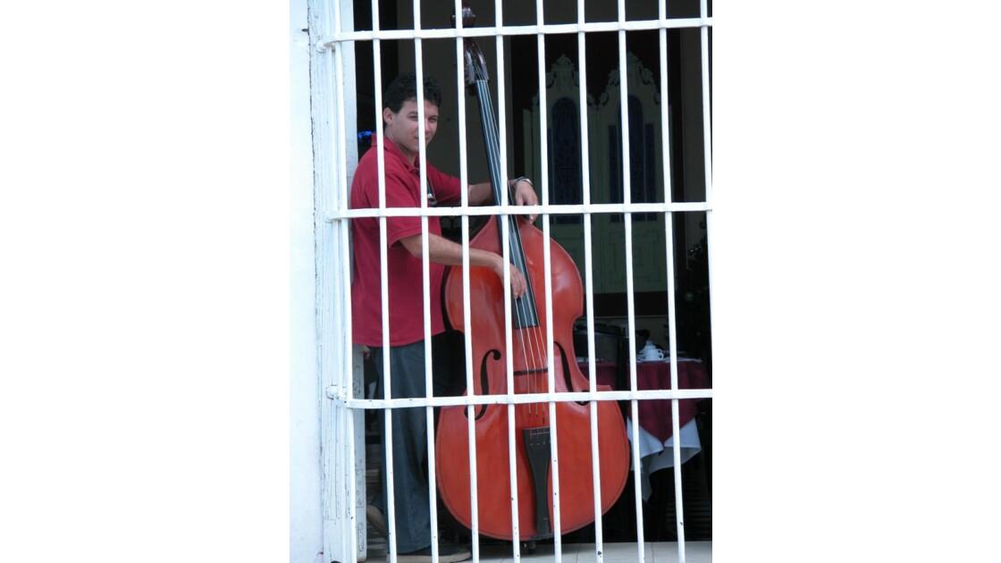 à Cuba la musique est partout