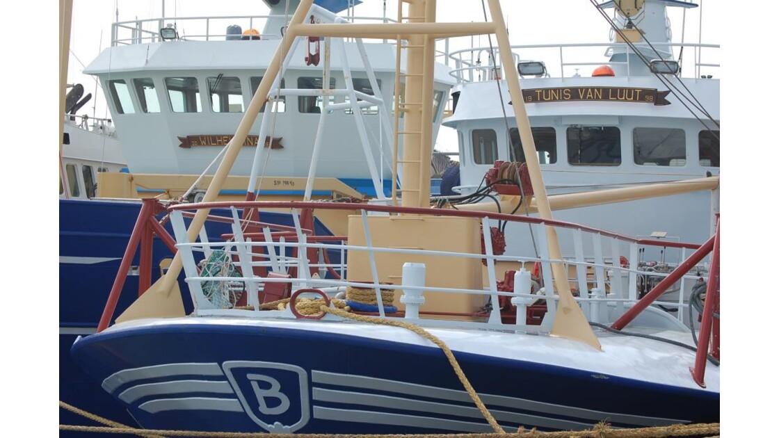 bateaux hollandais