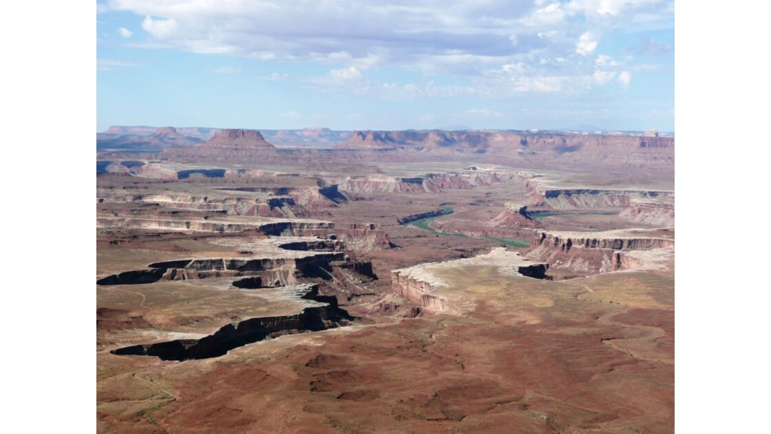 CANYONLANDS USA Aout 2007