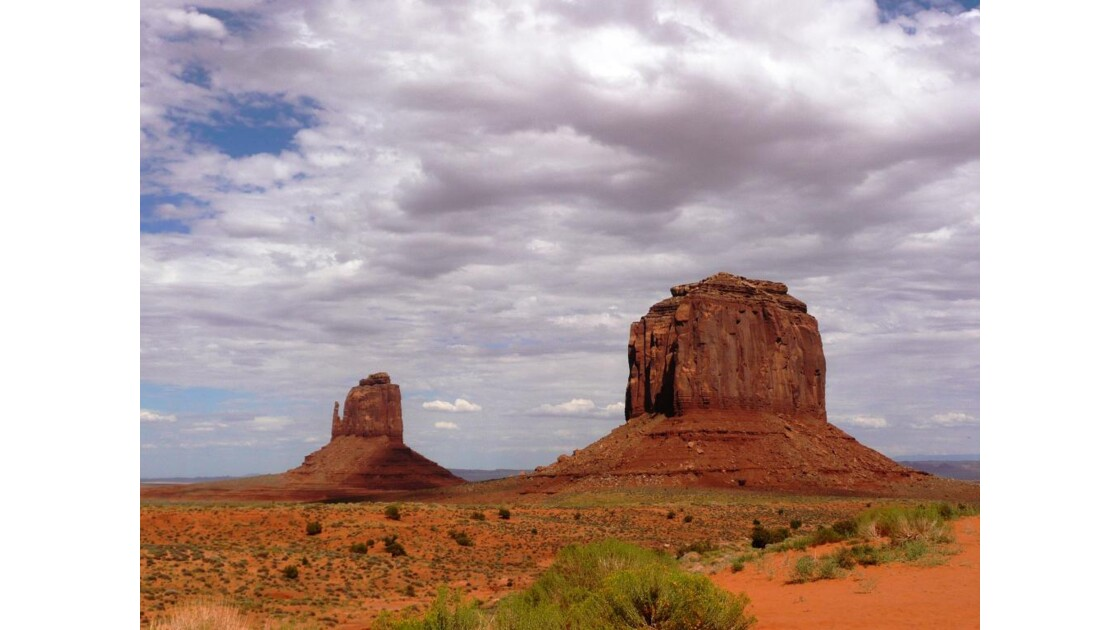 MONUMENT VALLEY USA  Aout 2007
