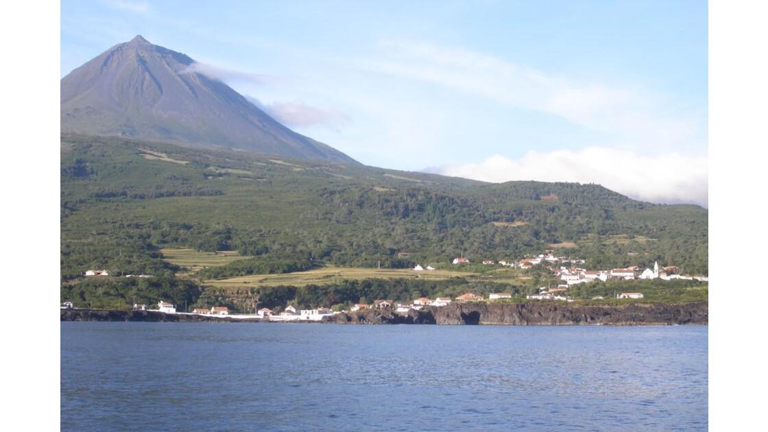 Le volcan Pico