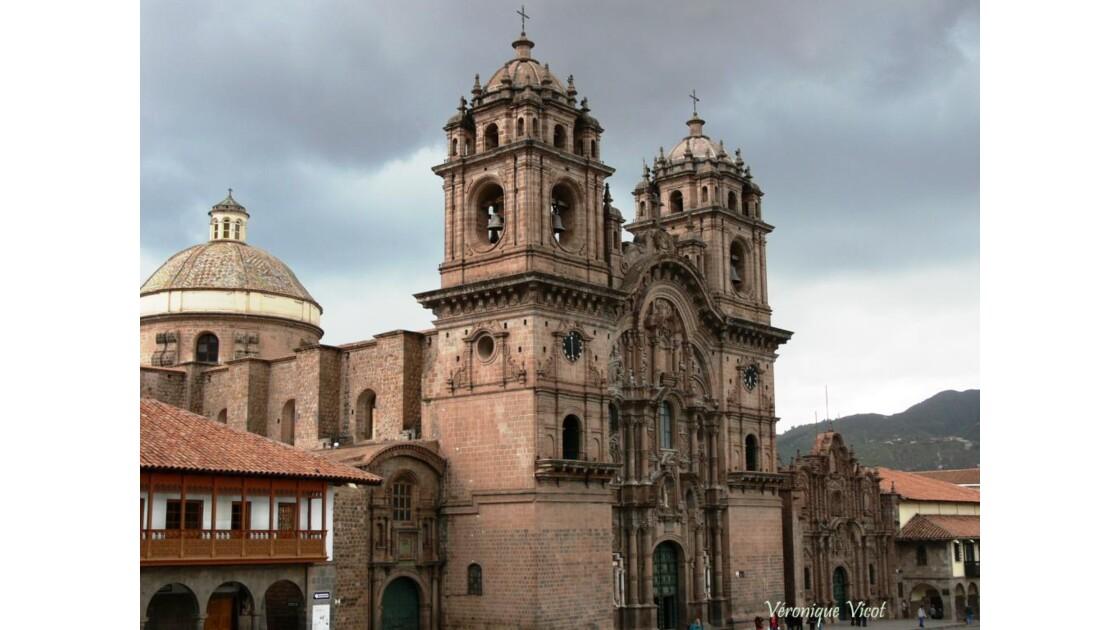 Plaza de Armas à Cusco