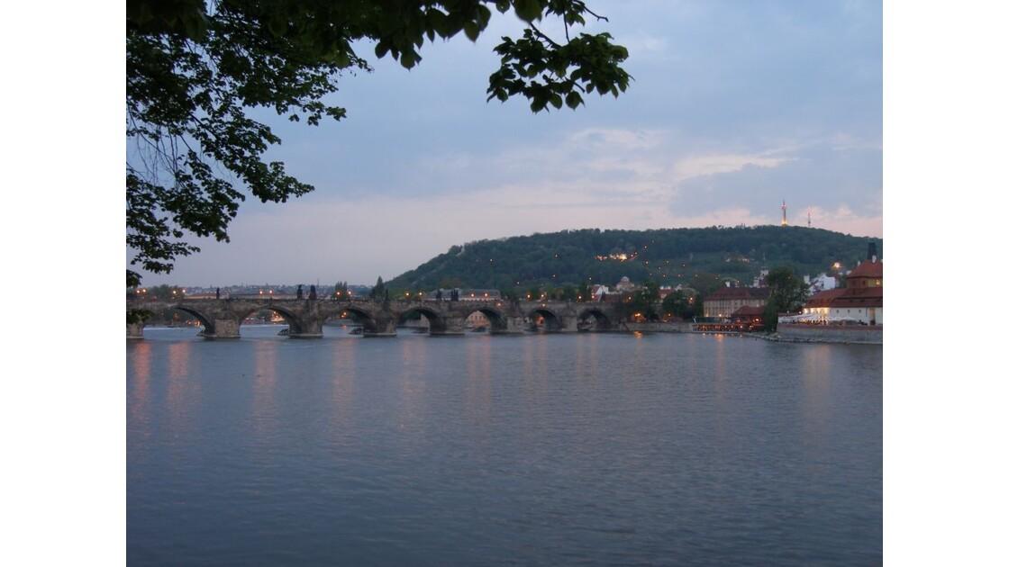 Prague - pont Charles