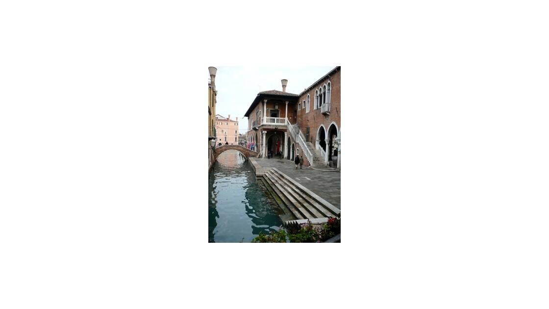 Atmosphère et couleurs de Venise