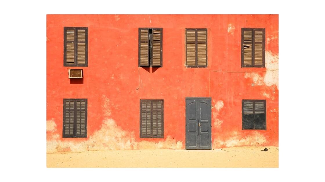 Façade - Ile de Gorée - Sénégal.jpg