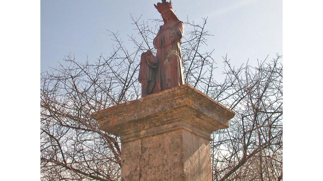 Oratoire à Sainte Croix à Lauze