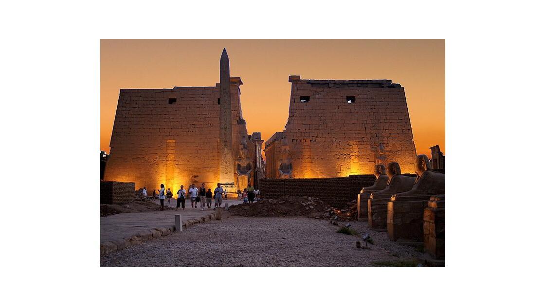Temple de Luxor