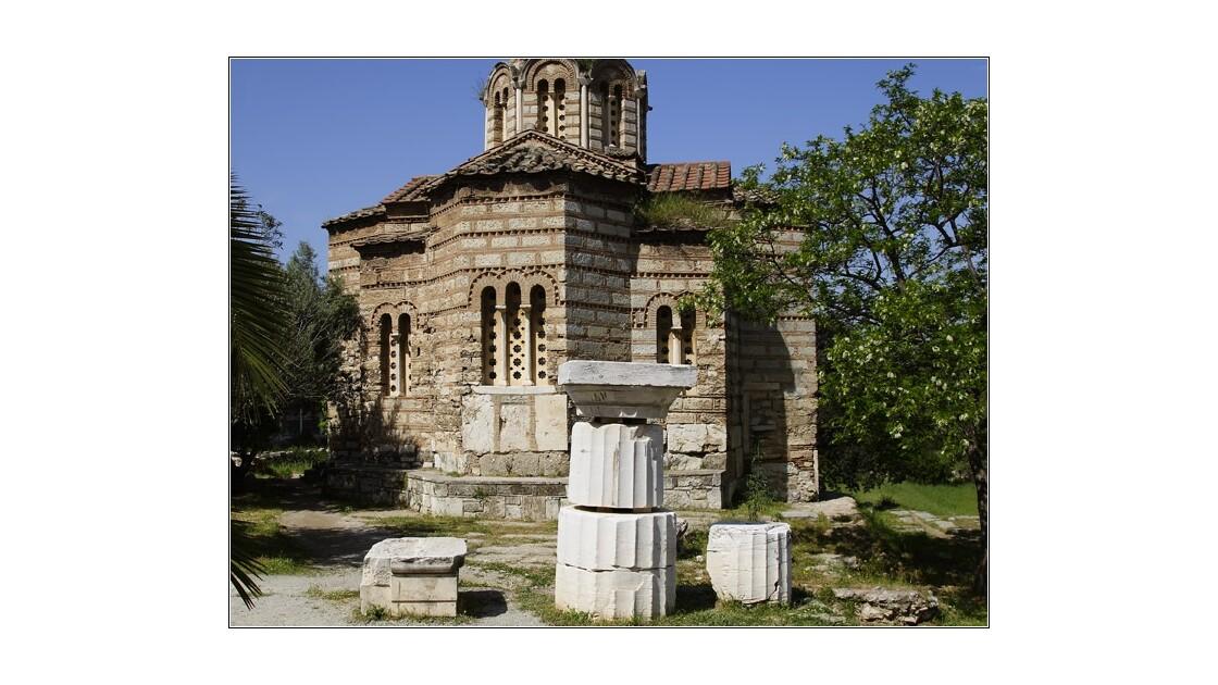 Eglise Byzantine, Agia Triada #01