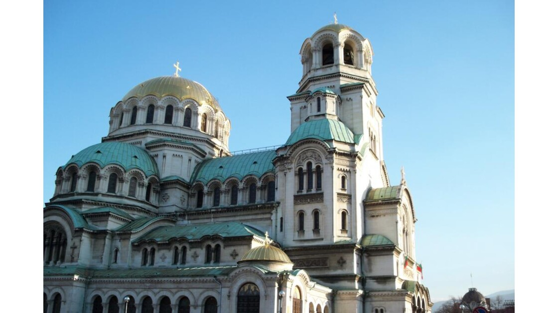 Sofia cathedral south