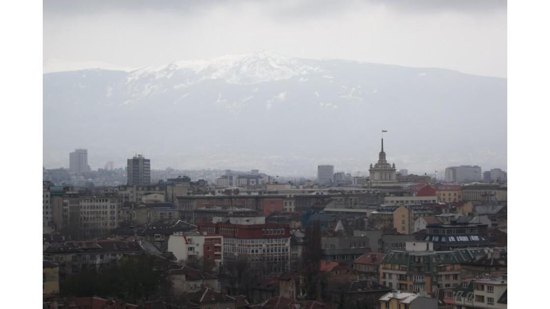 view of Sofia