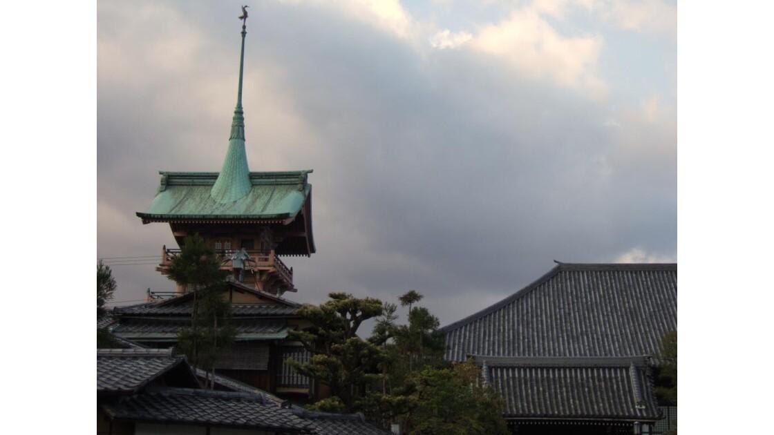 KYOTO temple à Gion 2008