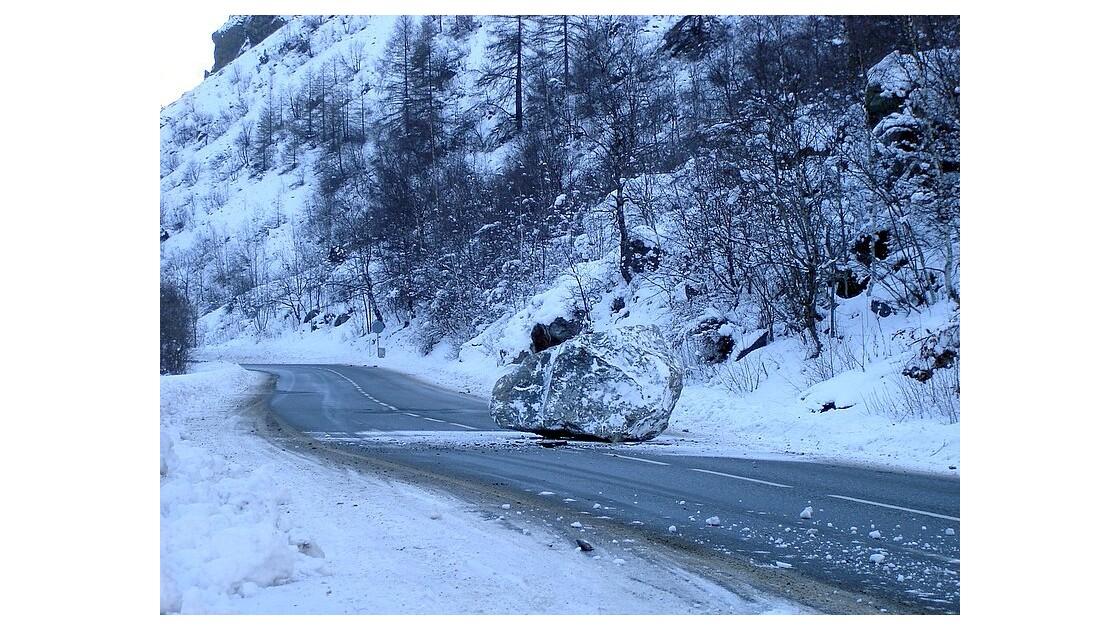 Accident de montagne
