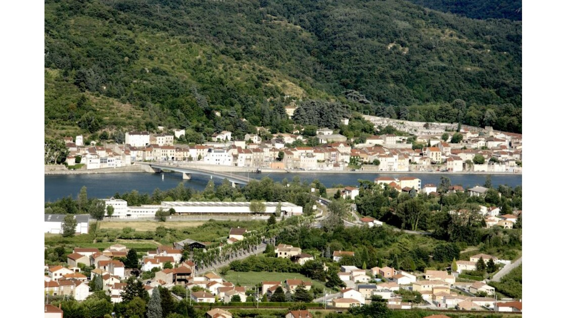 Sarras et Saint Vallier