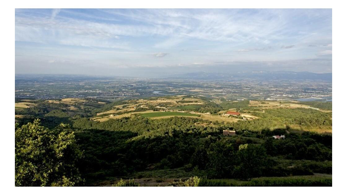 vallées du Rhône et de l'Isère