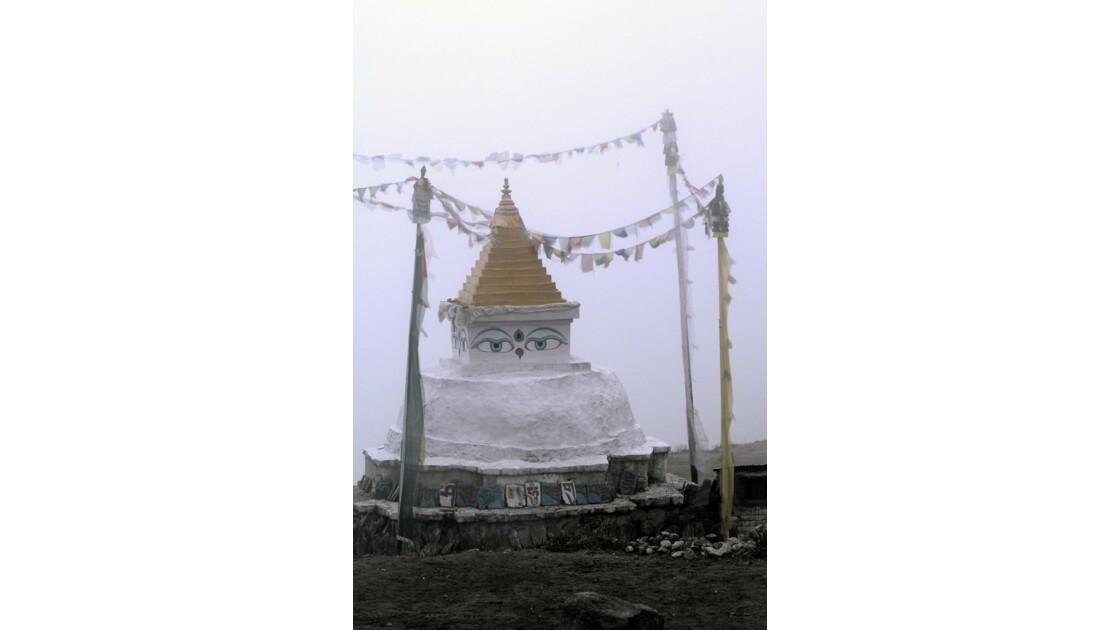 Stupa de Namche Bazar