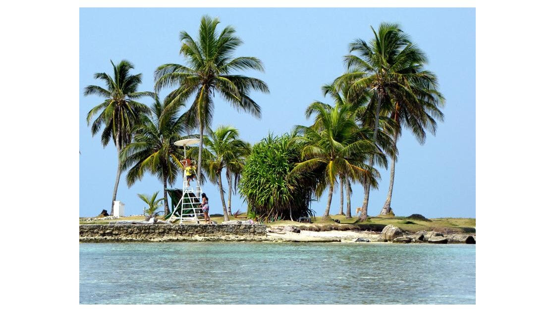 San Andres - Colombie