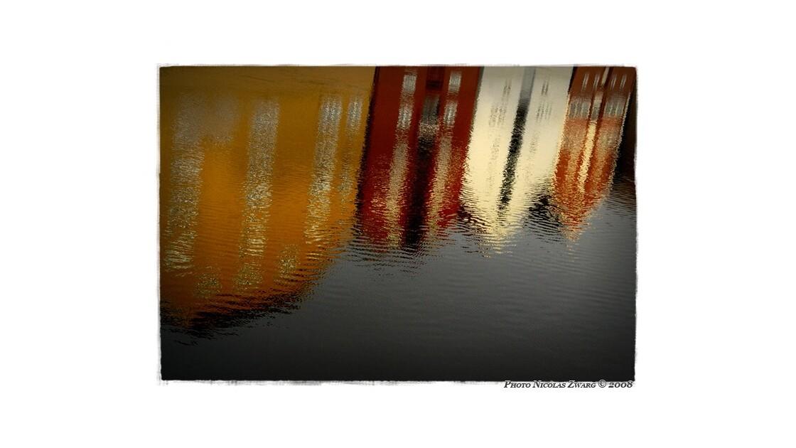 Reflets colorés