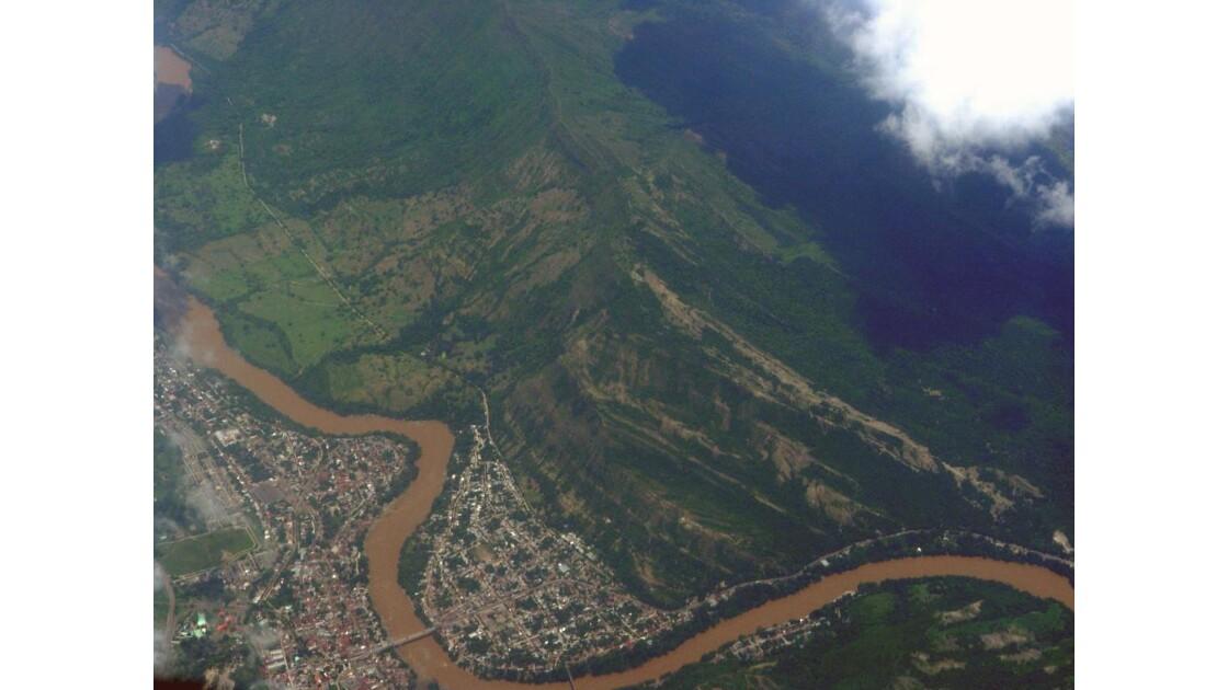 Rio Magdalena en Colombie